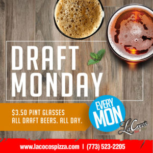 LaCoco's Monday Specials
