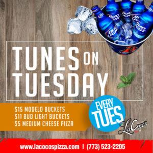 LaCoco's Tuesday Specials