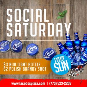 LaCoco's Saturday Specials